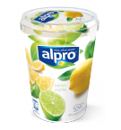 Product packaging of Alpro Lemon & Lime