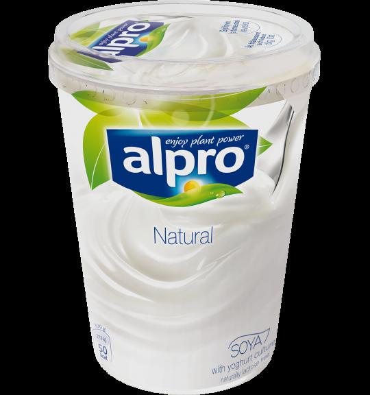 Alpro biely