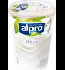 Tuotepakkaus Alpro Natural
