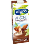 Product packaging of Almond Dark Chocolate