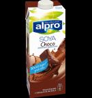 Confezione di Bevanda alla Soia Alpro Gusto Cioccolato