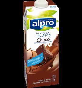 Bevanda alla Soia Alpro Gusto Cioccolato
