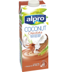 Product packaging of Alpro Coconut Chocolate