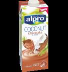 אריזת מוצר של אלפרו קוקוס-שוקו