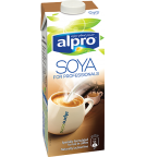 Product packaging of Alpro Soya 'For Professionals'