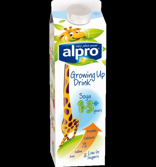 Alpro alpro soya plain drink soya 1 for Alpro soya cuisine light