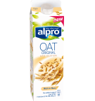 Product packaging of Alpro Oat Original Chilled