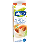Alpro Almond Roasted Unsweetened Chilled
