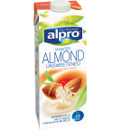 Alpro Almond Roasted Unsweetened