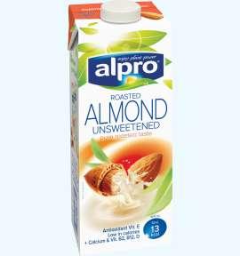 Almond Roasted Unsweetened