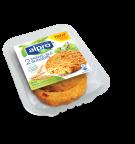 Product verpakking van Alpro tarwe Burger Mild