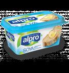 Embalagem do produto Alpro Creme de Soja para Barrar