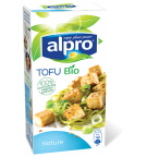Product verpakking van Alpro Tofu nature