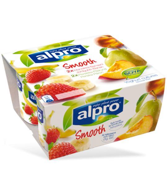 alternativ til yoghurt