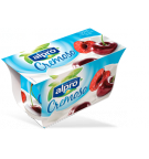 Produkt Verpackug von Cremoso Kirsche