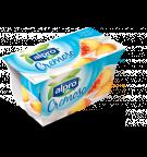 Produkt Verpackug von Cremoso Pfirsich