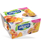 Product packaging of Alpro Pineapple-Passion fruit & Peach