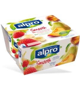 Alpro Fersken/Pære & Jordbær/Banan