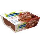 Product packaging of Belsoy Organic Soypudding Chocolate
