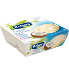 Product packaging of Belsoy Coconut Dessert