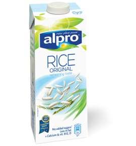 Alpro Risdrikk Original