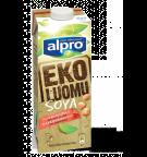 Produktförpackning av Alpro Soja Osötad Eko
