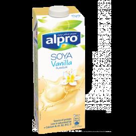 אריזת מוצר של אלפרו סויה וניל