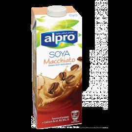 אריזת מוצר של אלפרו סויה מקיאטו