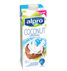אריזת מוצר של אלפרו משקה קוקוס