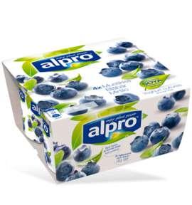Alpro Blåbær