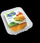 Product verpakking van Alpro soya Filet met spinazie