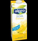 Embalagem do produto Alpro Bebida de Soja Banana
