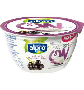 Alpro Go On Mustaherukka