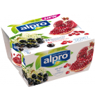 Alpro Blackcurrant with Elderflower & Pomegranate