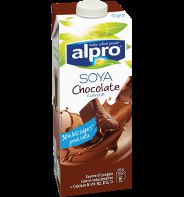Напиток соевый Alpro Шоколадный