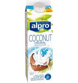 Alpro Coconut Original Färsk