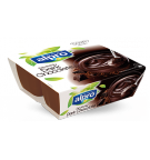 produktemballage til Alpro Dessert Mørk Choko