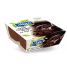 אריזת מוצר של מעדן אלפרו בטעם שוקולד מריר