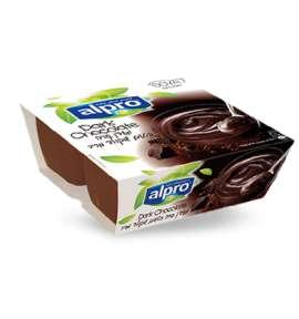 מעדן אלפרו בטעם שוקולד מריר