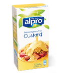 Product packaging of Alpro Deliciously Dairy Free Custard