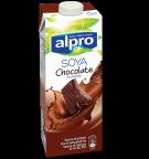 Produktpakning av Alpro Soyadrikk Sjokolade