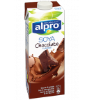 Produktförpackning av Alpro Soja Choklad