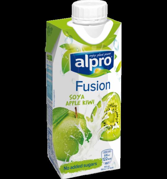 Alpro Fusion</br> Soya Apple Kiwi