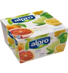 Alpro Blodappelsin og Citron med Lime
