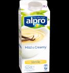 Product verpakking van Mild & Creamy Vanille