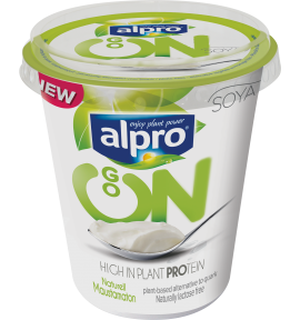 Alpro Go On Maustamaton