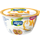 Product packaging of Alpro Go On<br/> Passion fruit