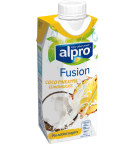 Alpro Fusion</br> Coco Pineapple Lemongrass