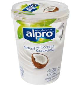 Alpro natural s kokosom