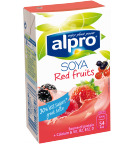 Alpro Punaste marjade maitseline sojajook